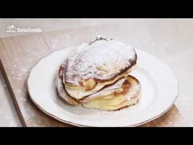 De luchtigste American Pancakes