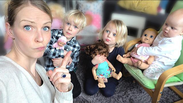 DE LUiZENMOEDER NASPELEN  | Bellinga Familie Vloggers #1321