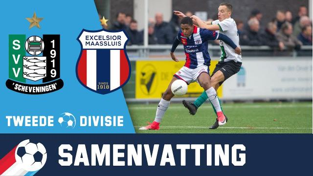 Scheveningen - Excelsior Maassluis