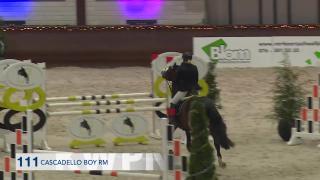 111 - Cascadello Boy RM - 2e manche