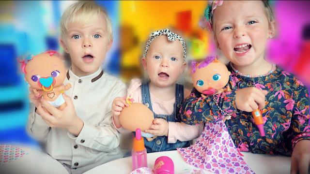 THE BELLiES BABY CHALLENGE | Bellinga Vlog #1521