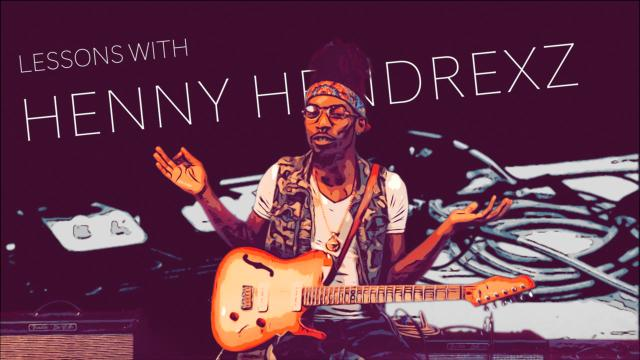 Lessons with Henny Hendrexz: Looper Pedal Pt. III