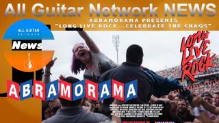 """Update: Dec 22nd, 2020: ABRAMORAMA to release """"LONG LIVE ROCK…CELEBRATE THE CHAOS"""""""
