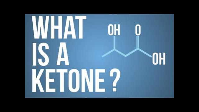 Keto 101 - What is a Ketone and What is Ketosis?