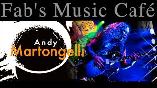 A coffee with Andy Martongelli