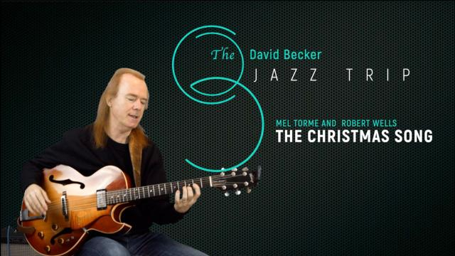 David Becker Jazz Trip: The Christmas Song