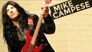 Grinch:  Mike Campese....Shred at it's Festive Best.....(interview with Mike coming up soon.)