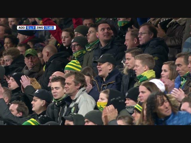 Samenvatting ADO Den Haag - PEC Zwolle