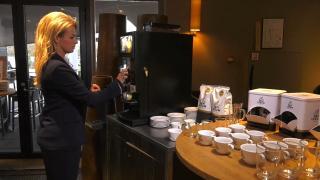 Ondernemerslounge (RTL7) | 2.4.01 | Introductie door Maurice Vollebregt