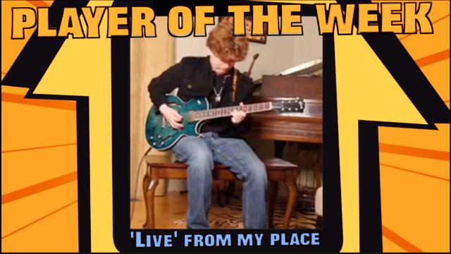 'Live' From My Place: Player Of The Week: Tyler Morris