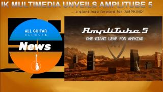 Update: Nov 2, 2020: IK MULTIMEDIA UNVEILS AMPLITUBE 5 -  a giant leap for 'AMPKIND'.mp4