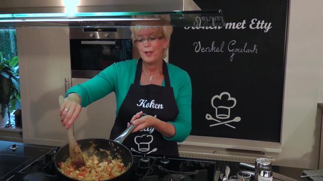 Koken met Etty