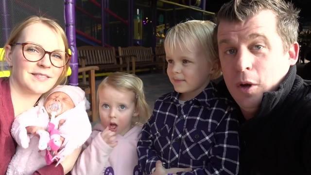 ATTRACTiEPARK TOVERLAND + WiNACTIE | Bellinga Familie Vlog #928