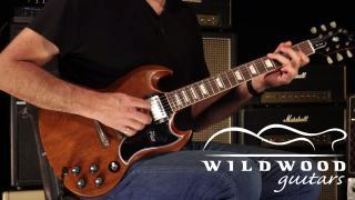 Wildwood Guitars • Gibson Custom Shop Wildwood Spec 1962 SG Standard • SN: 091812