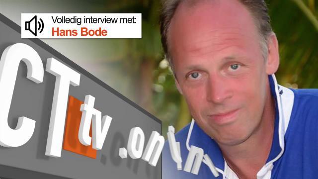 Podcast Interview Hans Bode - Directeur CBM Montfoort