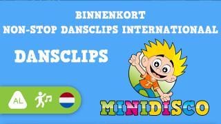 Dansclips non-stop Internationaal