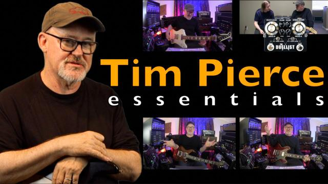 Tim Pierce Essentials: Andrew Synowiec, LA Session Ace