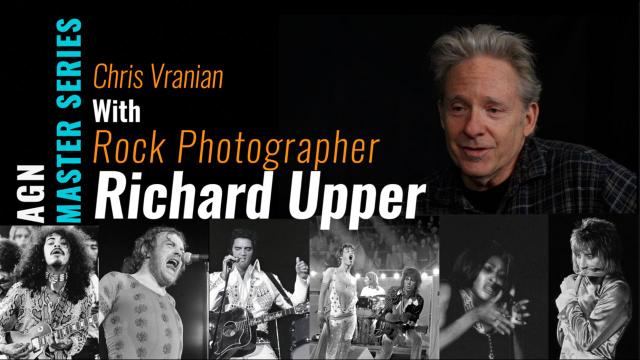 Episode 2: Richard Upper: My Life As A Teenage Rock Photographer