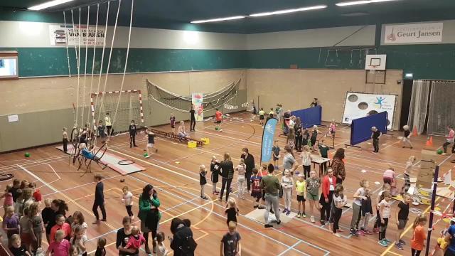 Duurzaam sportfestijn Ermelo