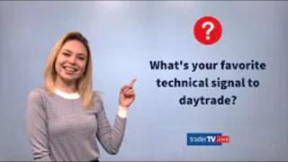Ask the Traders-What's your favorite technical signal to day trade