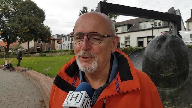 Dim van Rhee Ereburger van Harderwijk