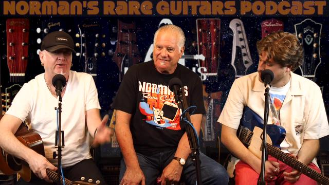 Episode 1: Getting To Know The People Of Norman's Rare Guitars