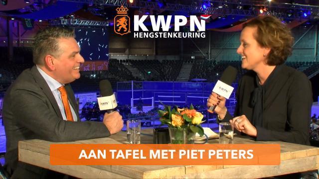 Aan Tafel Met Piet Peters