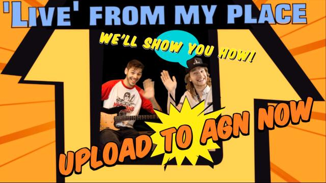 How To Upload to AGN:  Dylan & Brandon show you how.....