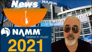 AGN News: Get Ya EarPlugs Out...NAMM 2021 gets the green light...!