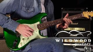 Wildwood Guitars Fender Custom Shop Wildwood 10 1961 Stratocaster - Heavy Relic • SN R102531