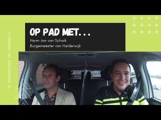 Op pad met de burgemeester van Harderwijk