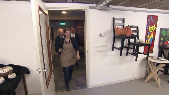 Elburg in het tv-programma Ondernemend Nederland