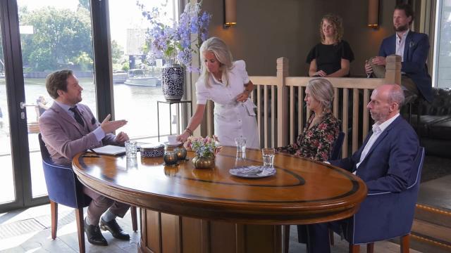 Ondernemerslounge (RTL7) | 1.4.08 | Den Leeuw Koffie Groep