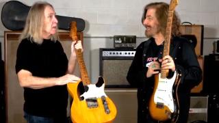 Guitar Pickers Episode 3 'A Biscuit For Your Burst' Part 1