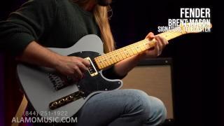 Fender Brent Mason Telecaster It's B-Bender Time!