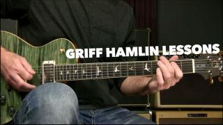 Griff Hamlin: First Finger Bend & Licks