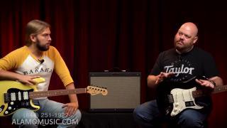 Fender Player Stratocaster Comparison SSS vs. HSS vs. HSH.