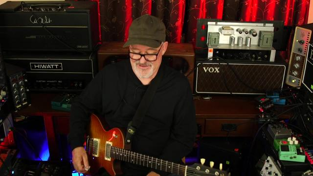 3 MINUTE LICK-: Series 2; Episode 1: Blues Licks in A