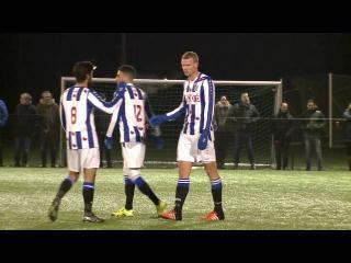 Jong sc Heerenveen - Jong PEC Zwolle