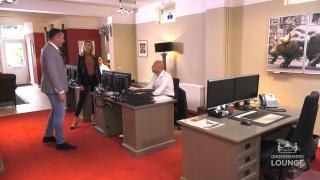 Ondernemerslounge (RTL7) | 1.3.17 | Laurien bij Noordam VB