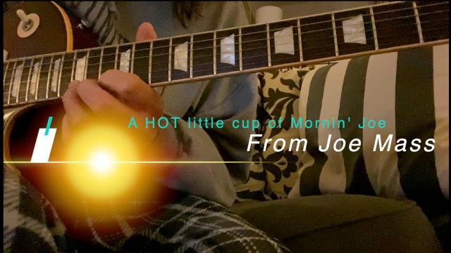Tuesday Morning Joe Mass: Les Paul Jam