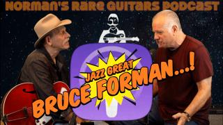This Tuesday on Norm's Podcast: Bruce Forman
