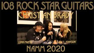 Christian Brady, Guitarist, HELLYEAH