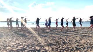 Afsluiter seizoen Anouk Dance Experience
