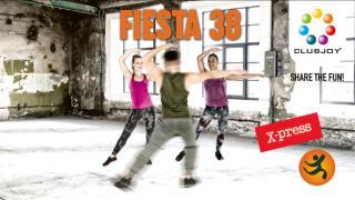 ClubJoy Fiesta 38 Xpress
