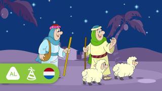 De Herdertjes Lagen Bij Nachte