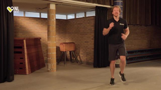 #8 Joggen op de plaats – NL Actief