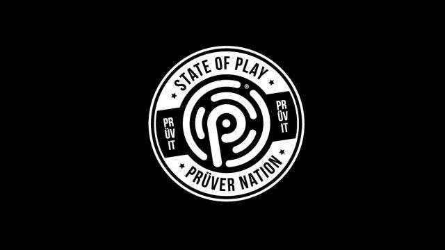 State of Play every Monday at 9:00 PM