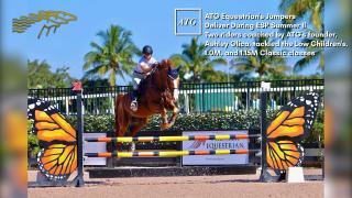 ATG Equestrian's Jumpers Deliver During ESP Summer II