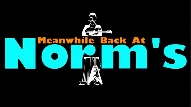 Meanwhile Back At Norm's - Norm and John 5 discuss AGN